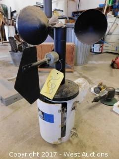 MRI 1071 Mechanical Weather Station
