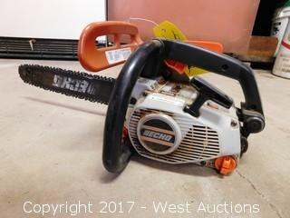 Echo CS-301 Gas Chain Saw