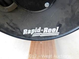 Rapid-Reel Air Hose Reel