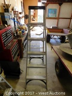 Gorilla Ladders 6' Aluminum Ladder