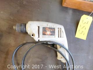 """JCPenney 1/4"""" Drill"""