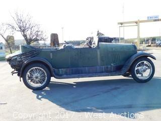 1917 Marmon Model 34 Touring
