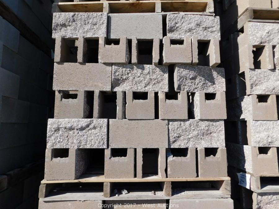 Surplus to Ongoing Operations: Pavers, Masonry Block, Retaining Wall, and Garden Wall