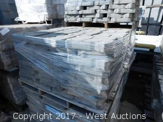 (1) Pallet of Alameda Patio Stone