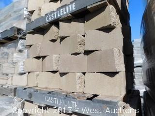 "(1) Pallet of 6"" Legacy Retaining Wall Block"