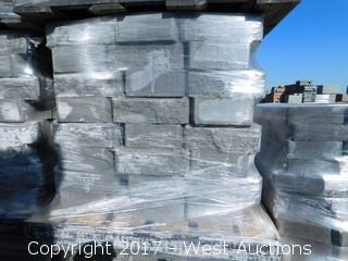"(1) Pallet of 4"" Insignia Wall"