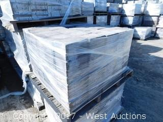 (1) Pallet of 60 mm Paver - Rectangle Mixed Colors & Textures