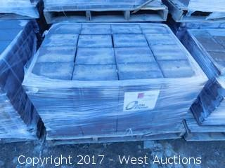(1) Pallet of 60 mm Paver - Giant Castle Stone in Napa Blend