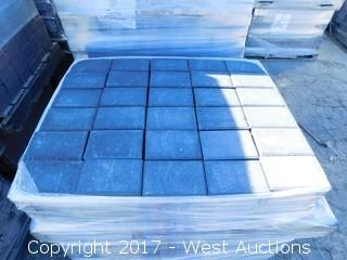 (1) Pallet of 60 mm Paver - Rectangle Castle Stone in Shasta Blend