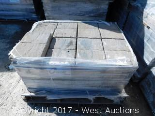 (1) Pallet of 60 mm Paver - Giant Carriage Stone in Tahoe Blend