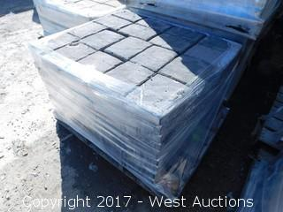 (1) Pallet of 60 mm Paver - Giant Carriage Stone in Shasta Blend