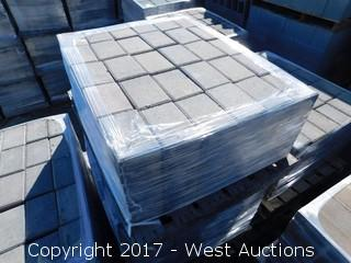(1) Pallet of 60 mm Paver - Rectangle Castle Stone in Sonoma Blend