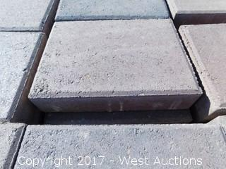 (1) Pallet of 60 mm Paver - Giant Castle Stone in Sonoma Blend