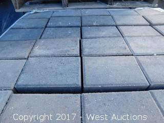 (1) Pallet of 60 mm Paver - Rectangle Castle Stone in Monterey Blend