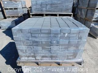 (1) Pallet of 60 mm Paver - Square Castle Stone in Monterey Blend