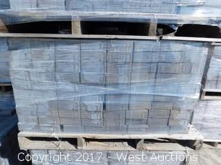 (1) Pallet of 60 mm Paver - Square Castle Stone in Sonoma Blend