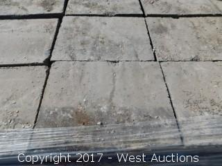 (1) Pallet of 60 mm Paver - Giant, Mixed Colors & Textures
