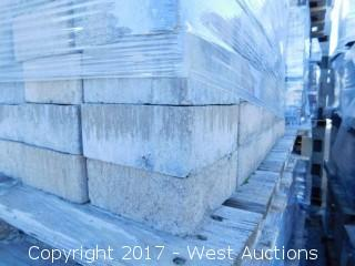 (1) Pallet of 60 mm Paver - Square, Mixed Colors & Textures