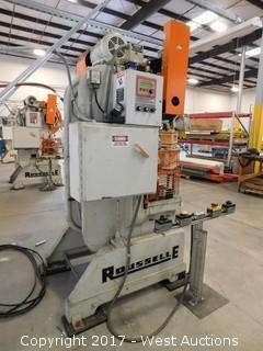 Rousselle 40-Ton Model 4 Punch Press
