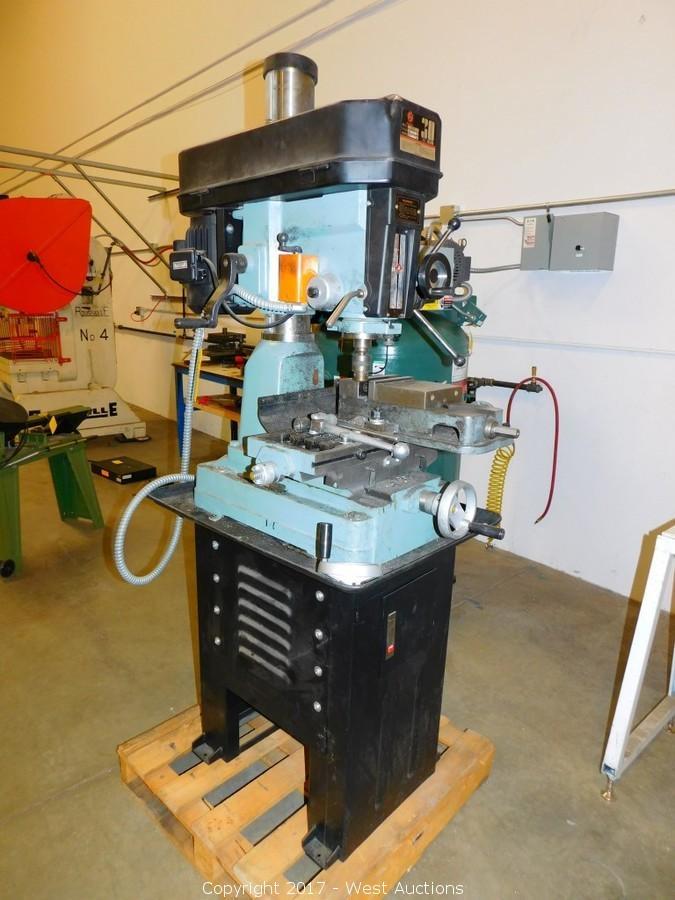 rf 30 mill drill manual