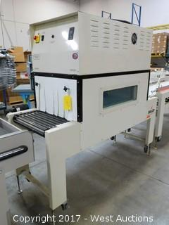 Belco Shrink Tunnel Packaging Machine