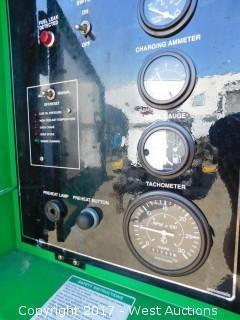 Whisperwatt DCA-70USI Trailer Mounted Diesel AC Generator