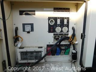 2009 CAT XQ175-2 Tier 3 Trailer Mounted Generator