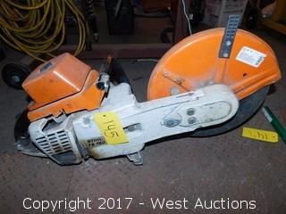 """Stihl T5 760 14"""" Gas Cut-Off Saw"""