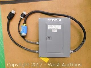 60A Power Distribution Box