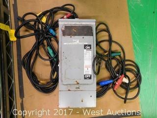 200A Power Distribution Box