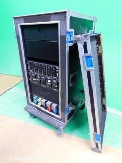 220/110V Power Distribution Box