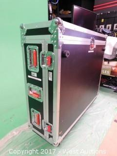 Behringer X32 Mixer with Rolling Roadcase and Accessories