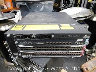 Cisco Systems WS-C6503 Catalyst