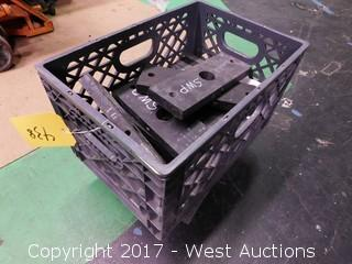 Crate of Weights
