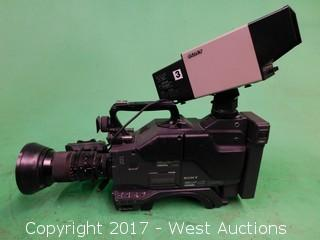 Sony DXC-537 Color Video Camera
