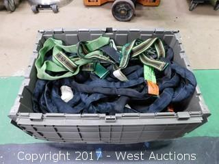 Spanset Safety Harness and Tuflex Liftall Straps in Tote