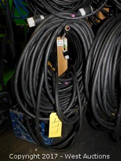 (3) Power Cords