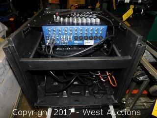 Yamaha Mixer Unit - Full Set Up