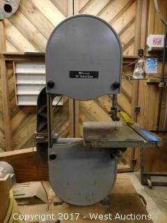 "Rockwell 14"" Bandsaw"