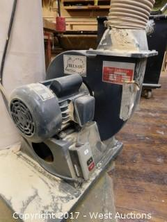 Bellsaw MC-1DC Dust Collector