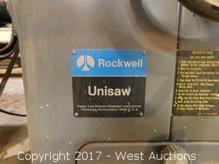 Rockwell Unisaw 34-466