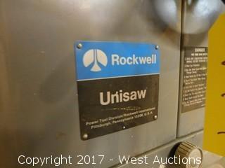 Rockwell Unisaw 34-803
