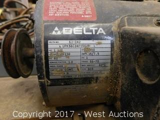 """Delta 10"""" Contractors Saw"""