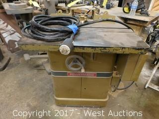 Powermatic 26 Router Table