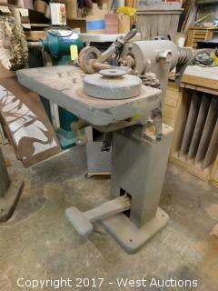 Davis & Wells Horizontal Drill Press