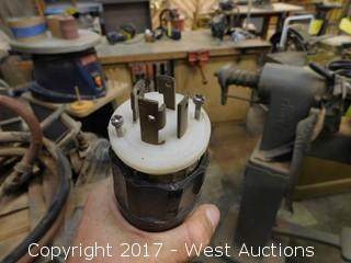 EC Doidge Pneumatic Horizontal Drill Press