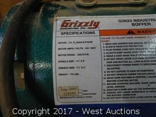 Grizzly Industrial G3623 Buffer