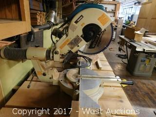 Makita LS1211 Compound Miter Saw