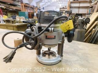 Craftsman 2HP Router