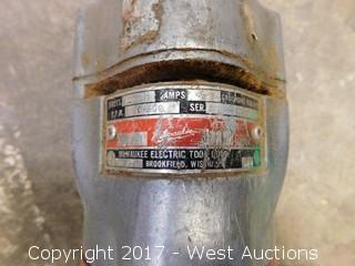 Milwaukee 1107-1 Drill